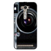 Capa Personalizada Exclusiva Asus Zenfone 2 Laser ZE550KL Textura Câmera Fotográfica - TX51