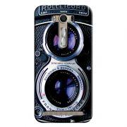 Capa Personalizada Exclusiva Asus Zenfone 2 Laser ZE550KL Textura Câmera Fotográfica - TX56
