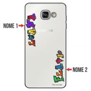 Capa Personalizada com Nome para Samsung Galaxy A7 2016 A710 - NM05