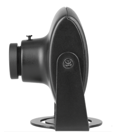 Mini Câmera CCD Sony 1/3 Super HAD CCD II 600l day night 3,6mm Alta Resolução VM S3003 DN - JS Soluções em Segurança