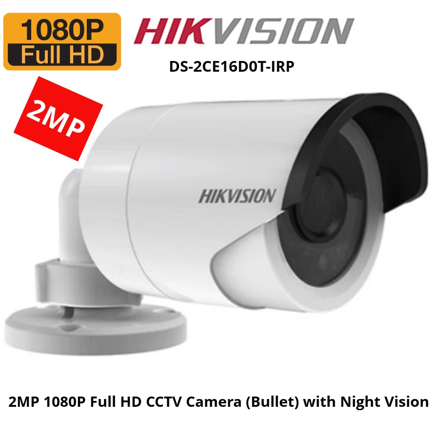 Ds 2ce16d0t Irpf Camera Full Hd Hikvision Js