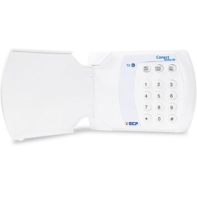 Teclado de acesso sem fio Conect Senha RF ECP + lithium 3V CR2032 - JS Soluções em Segurança