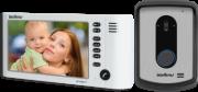 Kit Video Porteiro viva voz IV 7010 HF - JS Soluções em Segurança