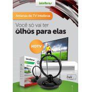Antena interna de TV AI 1000