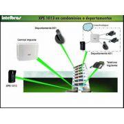 Porteiro eletrônico universal de 13 teclas intelbras XPE 1013 PLUS - JS Soluções em Segurança
