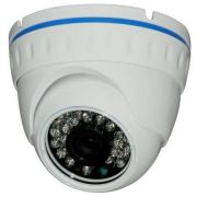 AHD-M Câmera Dome Infra vermelho 1.0 Megapixel 1/3 48 leds 35mts IP66 2.8mm metal externa