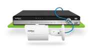 Câmera infra Bullet IP HD 1.0 Megapixel 2.6mm 720P PoE/ BLC/ WDR/ Onvif  intelbras VIP S3020 G3 - JS Soluções em Segurança