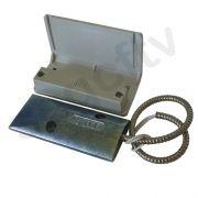 Magnetico Porta de A�o Pesado Aluminio - Stilus
