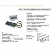 Magnetico Porta de Aço Pesado Aluminio - Stilus - JS Soluções em Segurança