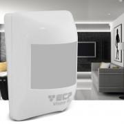 Sensor Infravermelho ECP IVP Visory RF Sem Fio Saw Pet 20 KG