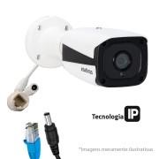 Câmera bullet IP Intelbras 1 Megapixel QR Cloud e Isic IP66 20mts VIP 1120B Intelbras 720p