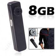 Botão de Camisa Espião 8GB