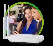 Roteador wireless corporativo para pequenos e médios negócios HotSpot 300