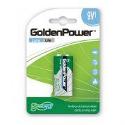 Bateria 9V Golden Power - JS Soluções em Segurança