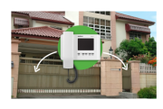 Módulo interno para video porteiro intelbras IV 4000 HS IN - JS Soluções em Segurança