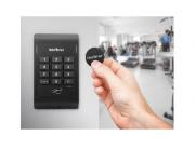 Leitor de RFID com teclado numérico 13,56Mhz intelbras XLT 1000 ID - JS Soluções em Segurança