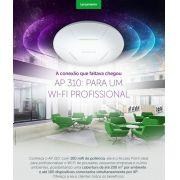 Access Point corporativo com gerenciamento centralizado Intelbras AP 310