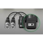 Balun Passivo com transmissão de vídeo CVBS/CVI/TVI e AHD intelbras 4K VB 503 B - JS Soluções em Segurança