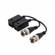 Balun Passivo HDCV, HDTVI, A-HD e ANALOGICO 4K Ultra HD VB 501 P intelbras - JS Soluções em Segurança