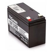 Bateria selada de segurança 12V 7AH Green - JS Soluções em Segurança