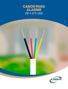 Caixa cabo de alarme 4 vias 100 metros 4X26 0,40mm - JS Soluções em Segurança