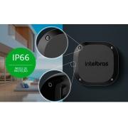 Caixa de passagem para CFTV intelbras IP66 VBOX 1100E Black - JS Soluções em Segurança