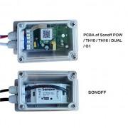Caixa protetora Ip66 prova D' Água Sonoff IP66 - JS Soluções em Segurança