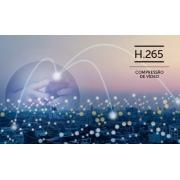 Câmera Bullet infra IP HD 4.0 Megapixels 3.6mm 1/3  PoE/ BLC/ HLC/ DWDR IP67 Onvif H.265 intelbras VIP 1430 B - JS Soluções em Segurança