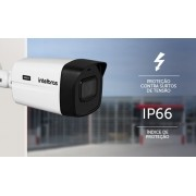 "Câmera Bullet infra vermelho HDCVI 1/2.7""2.8mm  8 Megapixels 2160p 110º 30mts VHD 5830 B 4K"