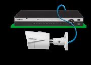 "CÂMERA BULLET IP INFRA INTELBRAS FULL HD 2 MEGAPIXELS 1/2.7"" 2.8MM+ BLC/HLC/DWDR/IVS/R.O.I CERCA IP67 30MTS ONVIF PoE VIP 3230 B  - JS Soluções em Segurança"