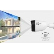 Câmera bullet Multi HD HDCVI, AHD-M, HDTVI e Analógico 1/2.8 3.6mm 20mts 90º 1080p VHD 1220 Full Color - JS Soluções em Segurança