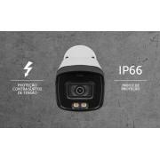 Câmera bullet Multi HD HDCVI, AHD-M, HDTVI e Analógico 1/2.8 3.6mm 40mts 90º 1080p VHD 3240 Full Color - JS Soluções em Segurança