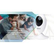 Câmera de Segurança Infra Wi-Fi HD 2.8mm visão 111° IC3 720p Onvif intelbras - JS Soluções em Segurança