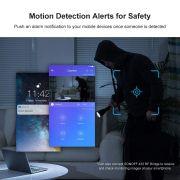 Câmera inteligente de segurança IP Wi-Fi Full HD Sonoff GK-200MP2-B - JS Soluções em Segurança