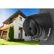 Câmera Dome Multi HD HDCVI, AHD-M, HDTVI e Analógico 1/2,8