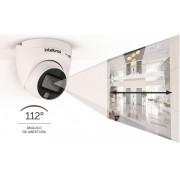 Câmera dome Multi HD HDCVI, AHD-M, HDTVI e Analógico 1/2.8 2.8mm 20mts 112º 1080p VHD 1220 D Full Color - JS Soluções em Segurança