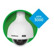 Câmera Speed dome Hibrido analógico & HDCVI 1 MEGAPIXEL ZOOM 20X + 4X Digital IP66 720p intelbras VH