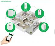 Central de alarme não monitorada 24 setores com controle/Mobile/PGM/Ethernet ANM 24 NET Intelbras - JS Soluções em Segurança