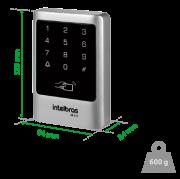 Controlador de acesso 125kHz intelbras externo IP66 SA 211 - JS Soluções em Segurança