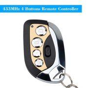 Controle remoto universal 4 botões 433,92mhz - JS Soluções em Segurança