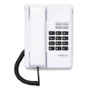 Telefone com fio TC 50 Premium INTELBRAS BRANCO - JS Soluções em Segurança