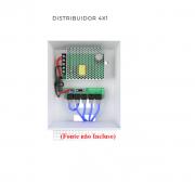 DISTRIBUIDOR DE VÍDEO 4X1 ONIX SECURITY cod 3247 - JS Soluções em Segurança