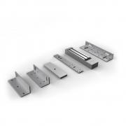 Fechadura Eletroímã prata 300 Kgf Com Sensor FE 10300 Intelbras - JS Soluções em Segurança