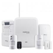 Kit Alarme intelbras Sistema 8000 Totalmente sem fio RJ45 ou Wi-Fi e Monitorado Via Aplicativo Celular - JS Soluções em Segurança
