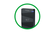 Leitor de cartão intelbras RFID 13,56 MHz LE 130 MF  - JS Soluções em Segurança