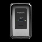 Porteiro eletrônico terminal dedicado de tecla única com função RFID intelbras XPE 1001 PLUS ID