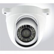 Protetor Dome anti-roubo e anti-vandalismo Alumínio Fundido branco - JS Soluções em Segurança