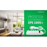 Protetor eletrônico filtro 5 tomadas intelbras EPE 1005+