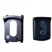Protetor P/ Interfone Video Porteiro Intelbras Branco ou Cinza - JS Soluções em Segurança