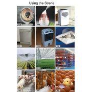Sensor de temperatura e umidade Sonoff Si 7021  - JS Soluções em Segurança